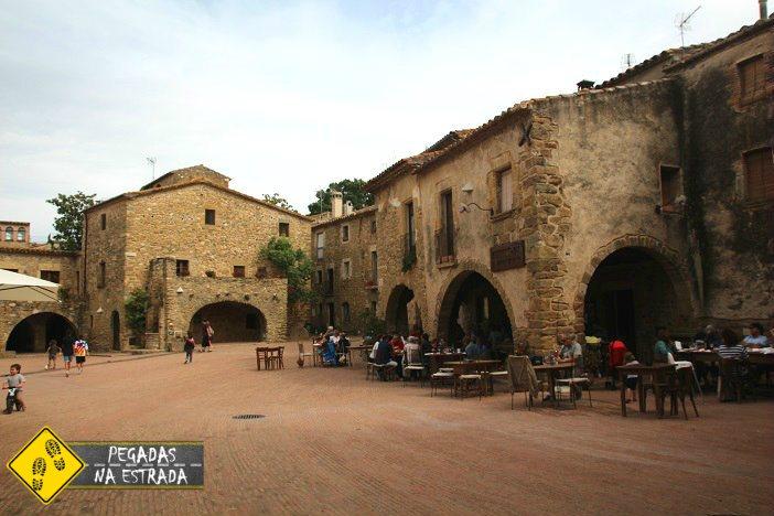 pontos turísticos Monells Catalunha