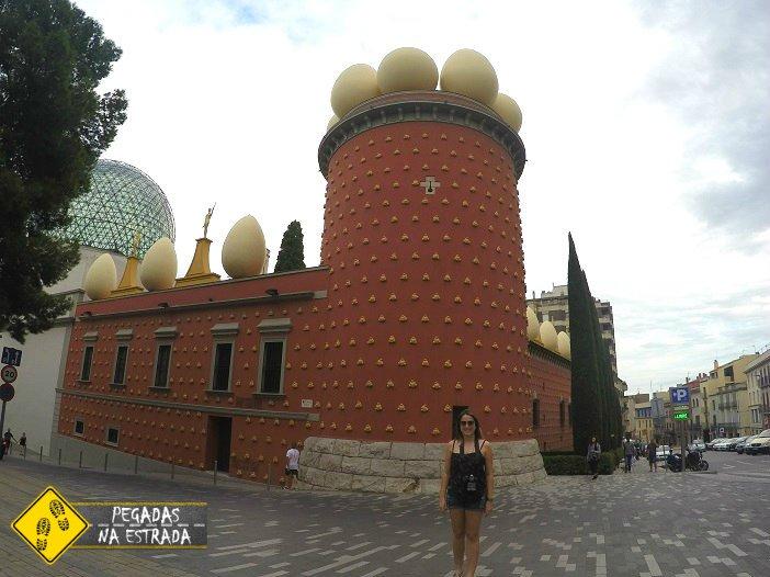 Museu Teatro Dalí Figueres