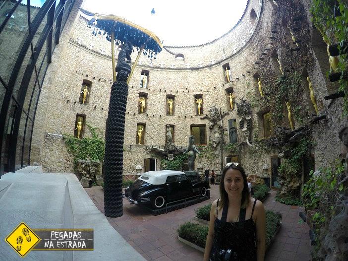 roteiro Figueres Museu Teatro Dalí