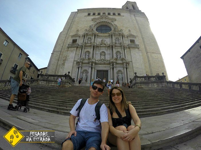 Catedral de Girona Game of Thrones