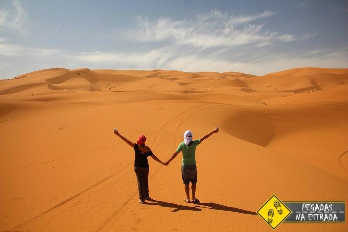Viagem deserto Saara Marrocos