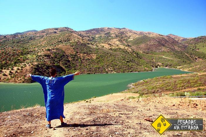 excursão no Marrocos