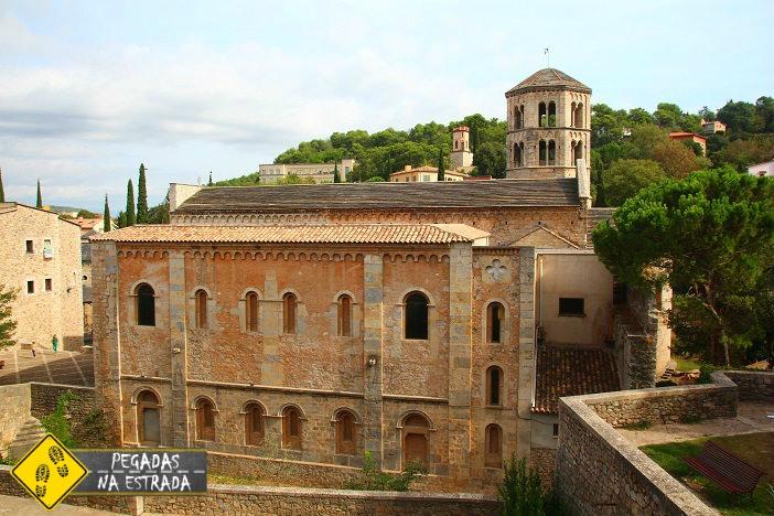 Monastério de Sant Pere de Galligants