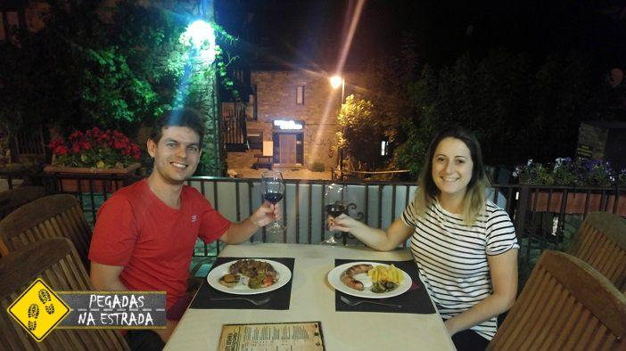 restaurante Sedona Taull