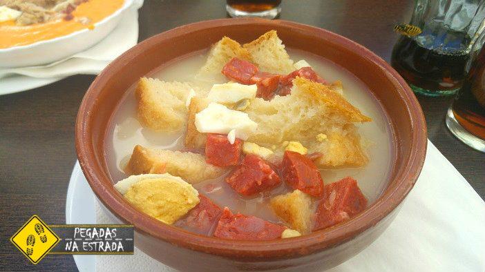 Sopa de Grazalema Pueblos Blancos