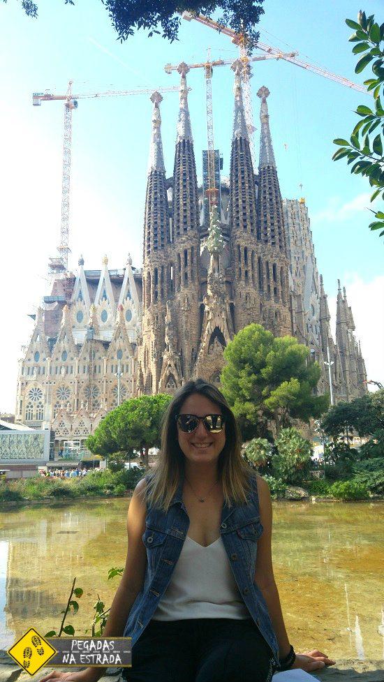 Igreja de Sagrada Família Barcelona