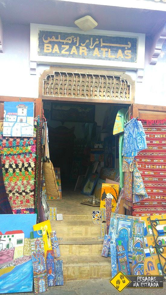 guia de viagem Marrocos