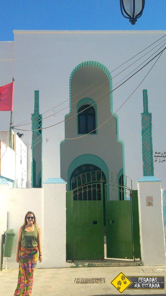 medina Marrocos Asilah
