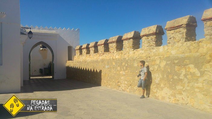 muralha portuguesa Marrocos