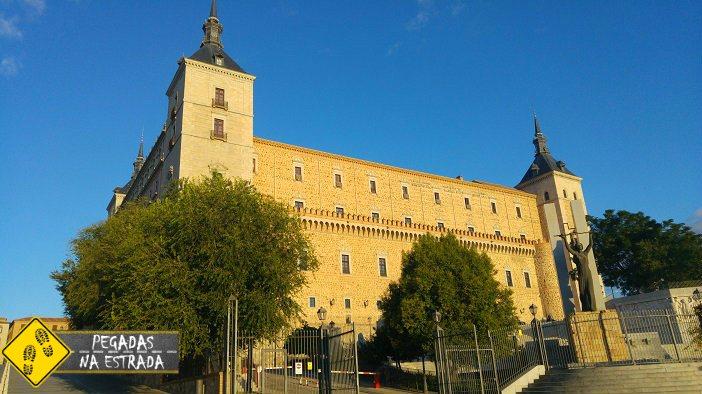 Alcázar de Toledo roteiro Espanha