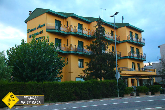 Hotel Tremp Congost de Mont Rebei