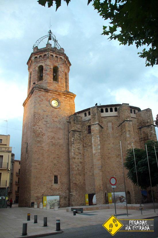 Igreja Santa Maria de Vall de Valldeflors Tremp