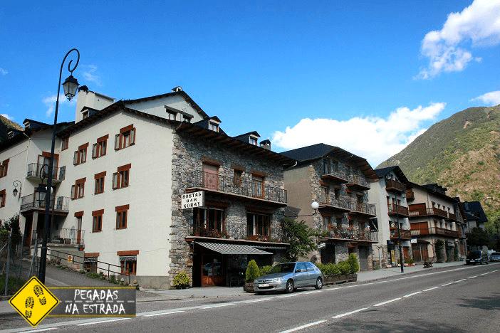 Barruera La Vall de Boí Unesco