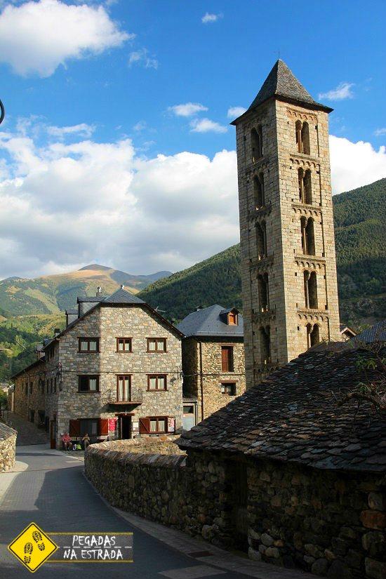 roteiro igrejas românicas Espanha