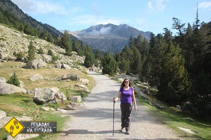 trilhas Catalunha Espanha Europa