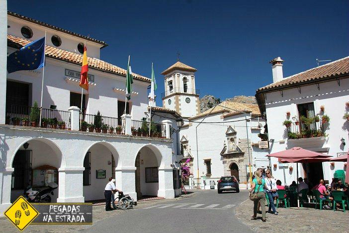 O que fazer Pueblos Blancos Espanha
