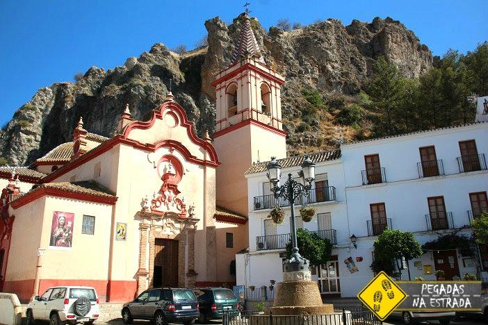 viagem Pueblos Blancos Espanha