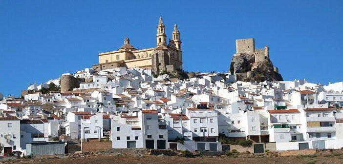Rota dos Pueblos Blancos Espanha