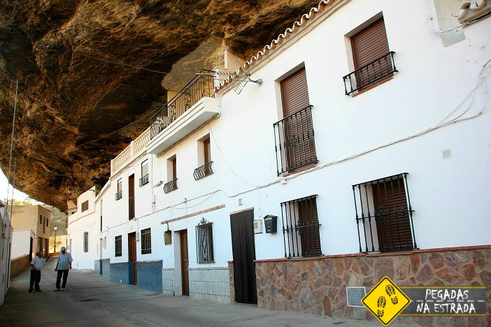 Setenil de Las Bodegas Espanha