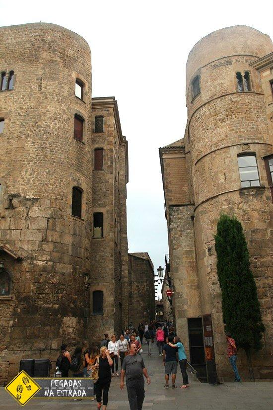 Roteiro Barcelona atrações