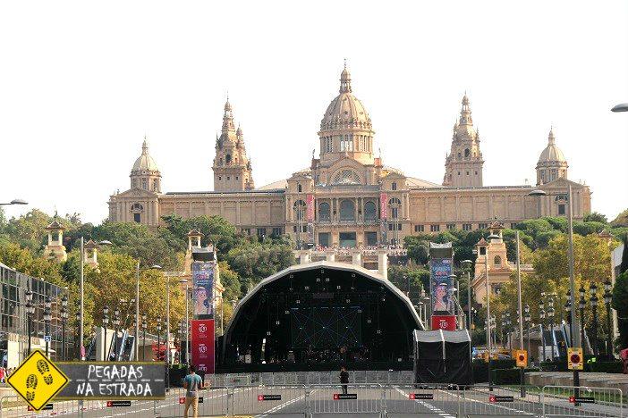 Museu Nacional d'Art da Catalunha Barcelona