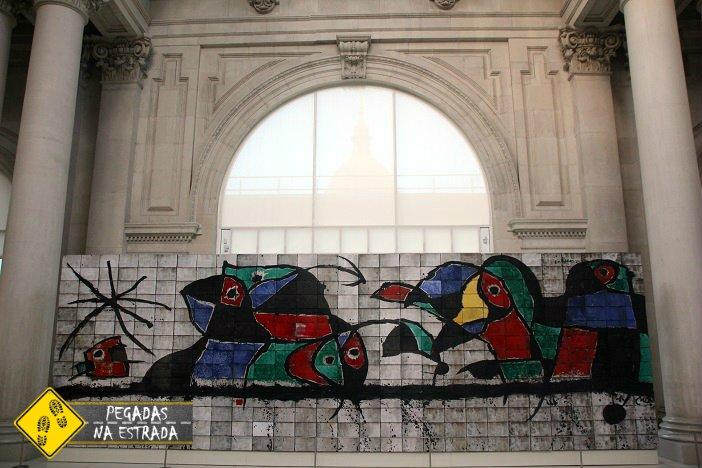 museus Barcelona atrações