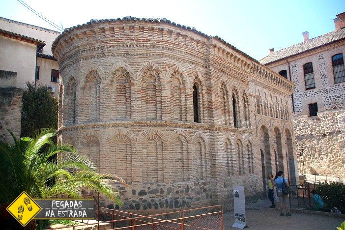 Ermita Cristo de La Luz Toledo