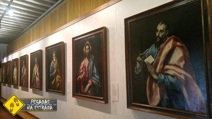 apostolado Museu del Grego arte