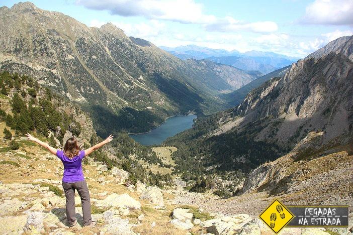 Portarró d'Espot parque nacional Espanha