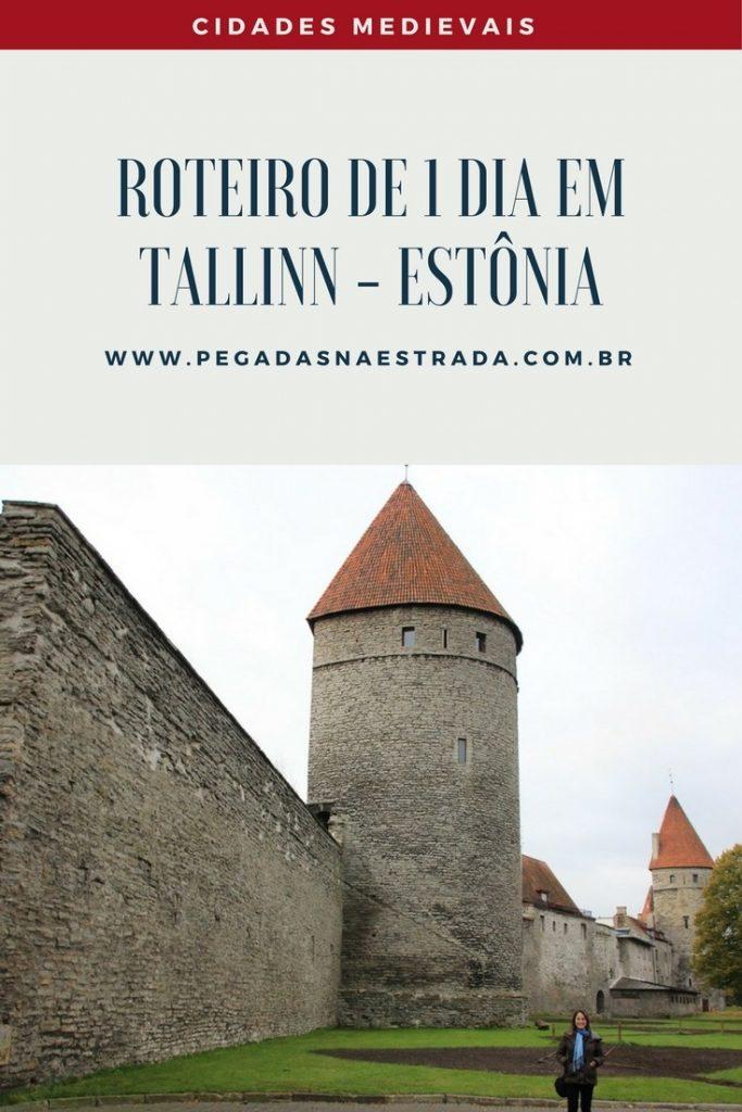 Conheça a medieval cidade de Tallinn em um bate-volta de 1 dia a partir de Helsinque. Saiba como chegar, as principais atrações, dicas de gastronomia e mais