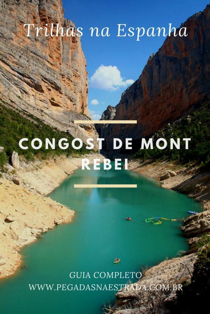 Conheça o desfiladeiro de Congost de Mont Rebei, entre a Catalunha e Aragão. Neste post você encontrará tudo sobre a trilha, hospedagem e muito mais.