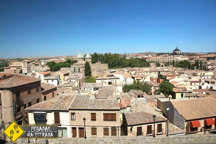 Roteiro Toledo Espanha