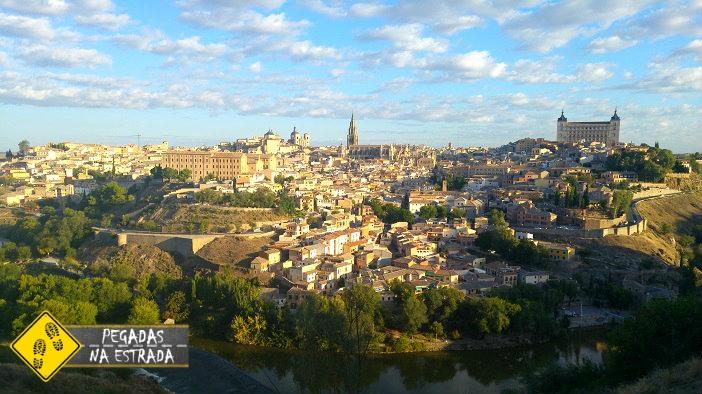 Mirador del Valle Toledo vista panorâmica