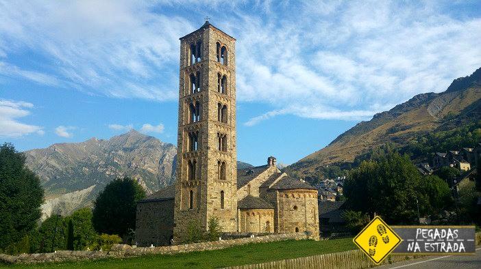 Igreja de Sant Climent Unesco Espanha