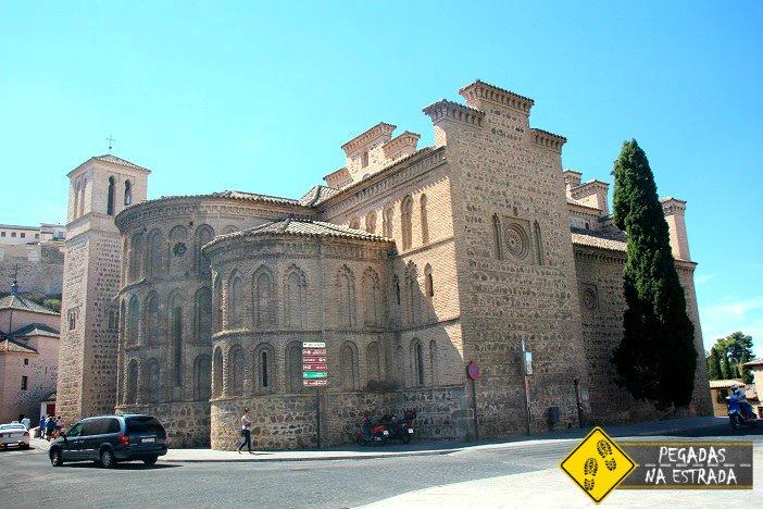 Igreja de Santiago del Arrabal Toledo