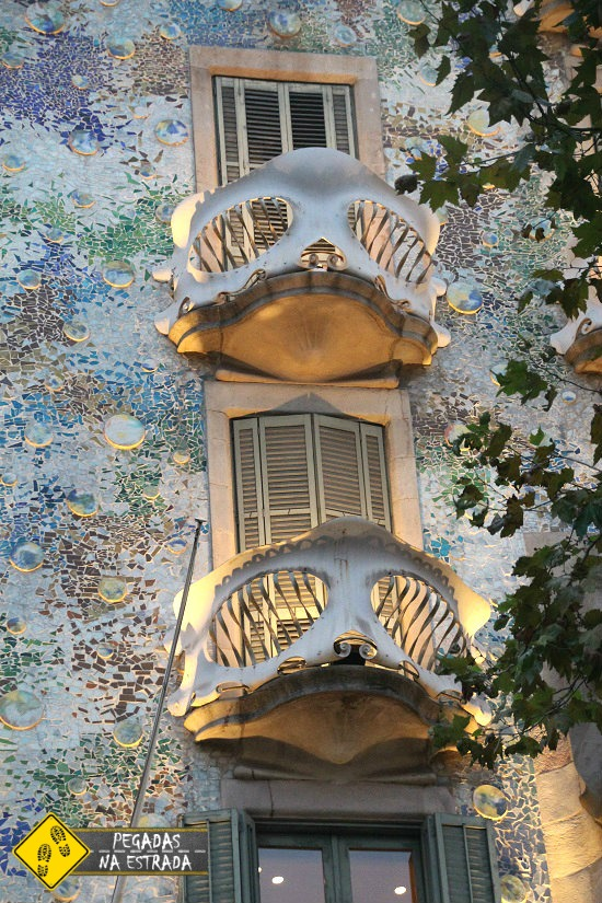 Atrações Gaudí Barcelona
