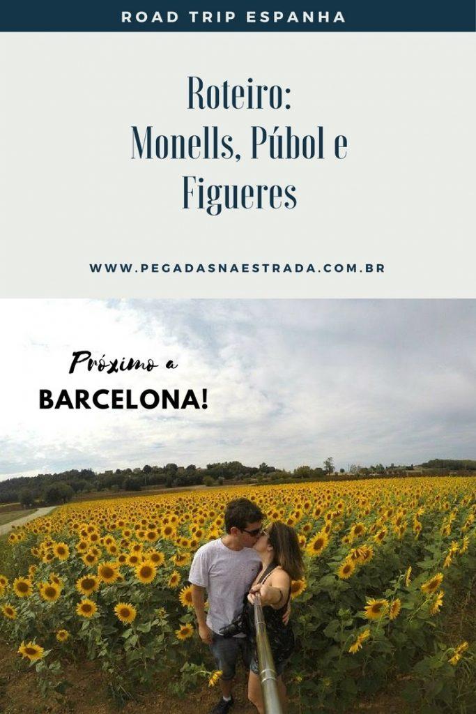 Conheça o interior da Catalunha e as obras de Salvador Dali em um roteiro incrível por Figueres, Púbol e Monells, bem próximo à Barcelona!