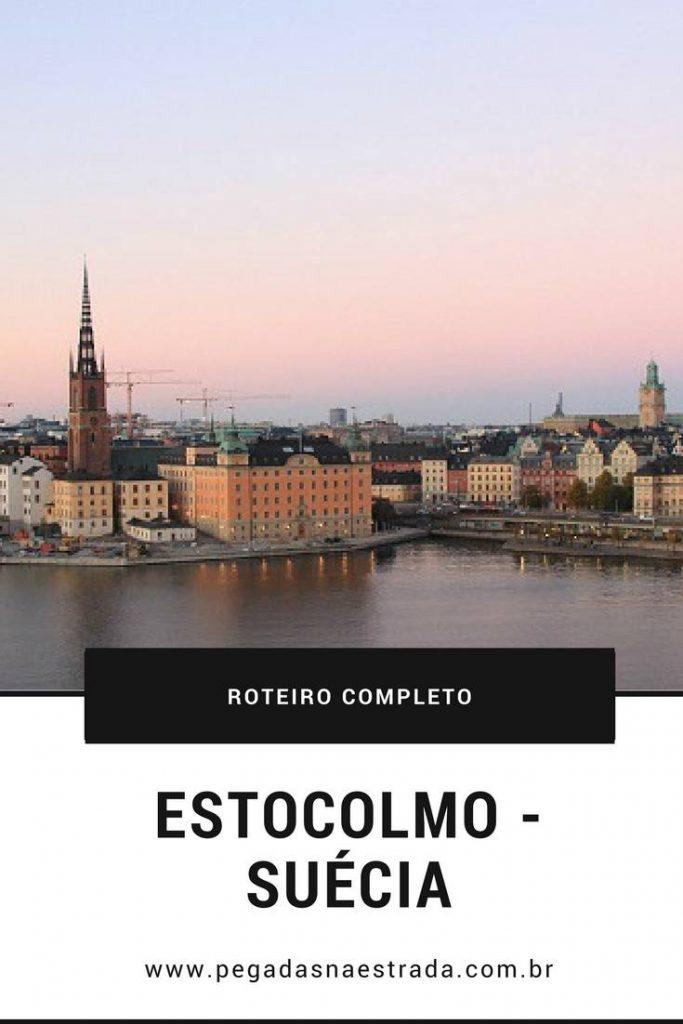 Roteiro completo em Estocolmo com dicas de hotéis, o que fazer, gastronomia, transporte e tudo o que você precisa para organizar a sua viagem.