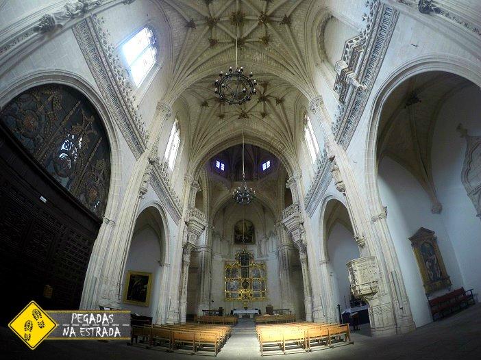 Monastério de San Juan de los Reyes Toledo