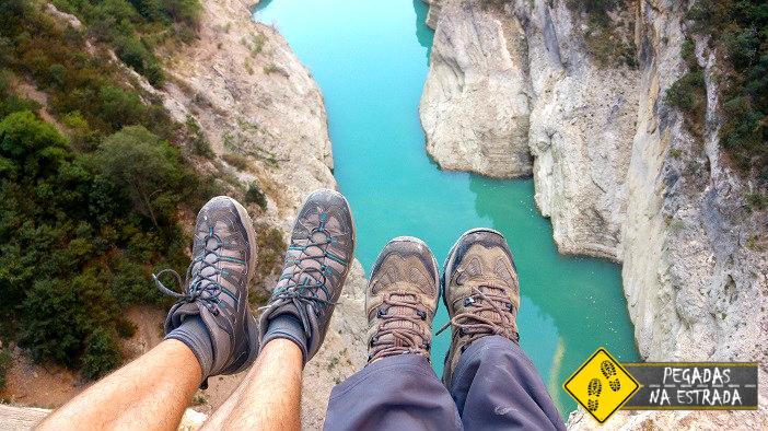 trilha Espanha trekking paisagem