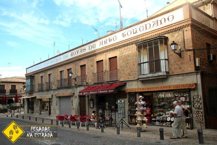 atrações Toledo Espanha