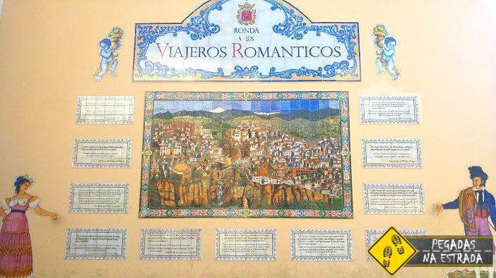 roteiro Casco Antiguo Ronda