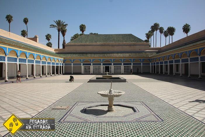 Palácio Bahia Marrakech Marrocos