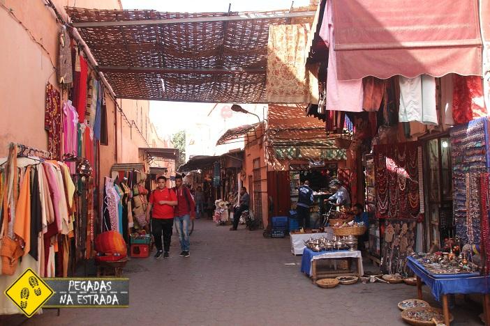 Medina Marrakech Marrocos