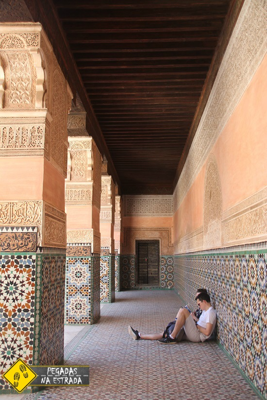 Madrassa Ben Yossef Marrakech
