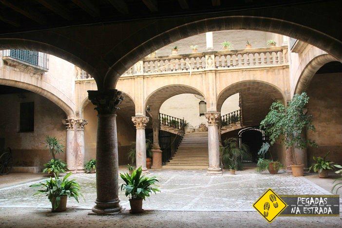 Pontos de interesse Palma de Mallorca