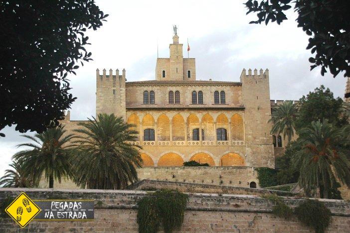 Palácio de l'Almudaina Palma de Mallorca