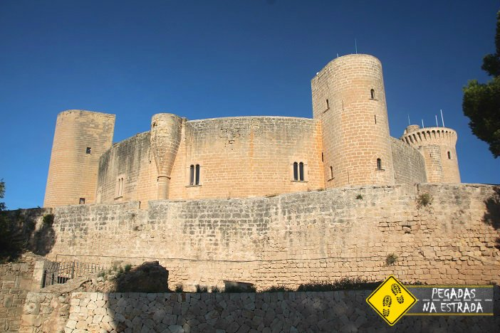 Castelo de Bellver Palma de Mallorca