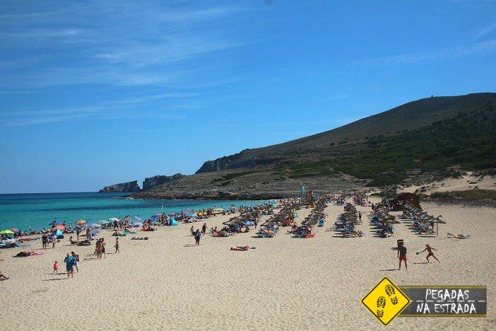 Cala Mesquida Mallorca Ilhas Baleares