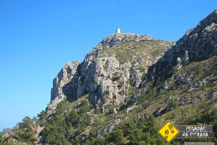 Atalaya del Albercuix Cabo Formentor